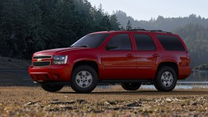 2014 Chevy Tahoe