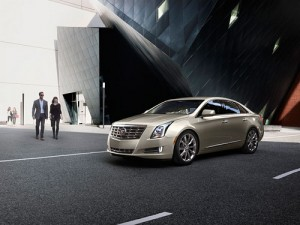 Cadillac CTS Safety