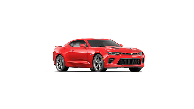 2016 Chevy Camaro - Wards 10 Best Engines