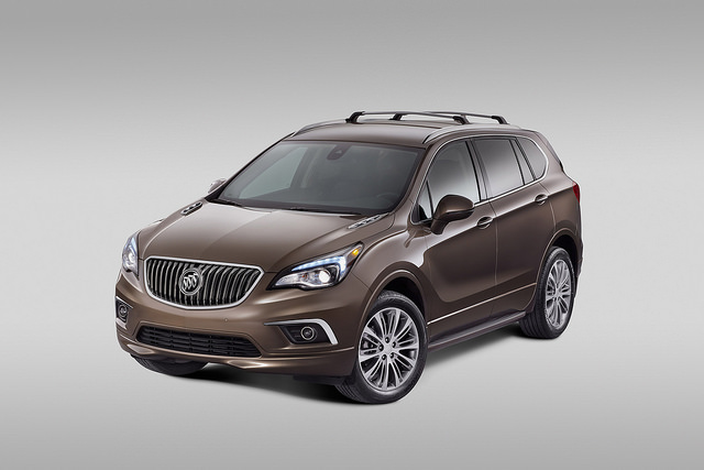 2016 Buick Envision Price
