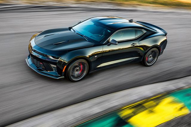 2017 Chevrolet Camaro - Reasons to Buy a Sports Car
