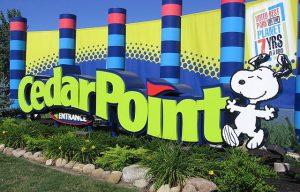 Cedar Point - Road Tripping to Amusement Parks