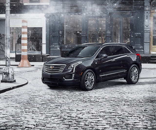 2017 Cadillac XT5 - 2017 XT5 Features