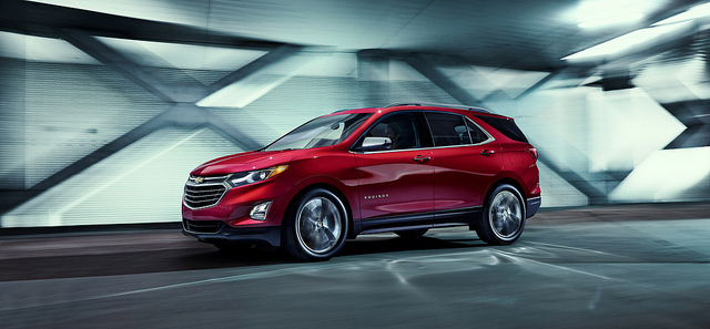 reasons to drive a chevrolet equinox