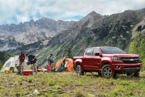 2015 Chevy Colorado - Perfect Mid-size pickup