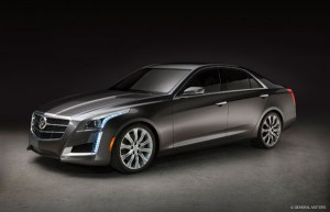 2014 Cadillac sedan - difference between a coupe and sedan