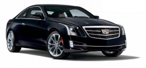 2015 Cadillac - difference between a coupe and sedan